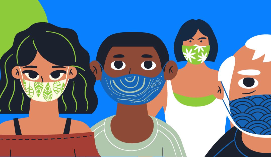 Le port du masque est obligatoire pour tous