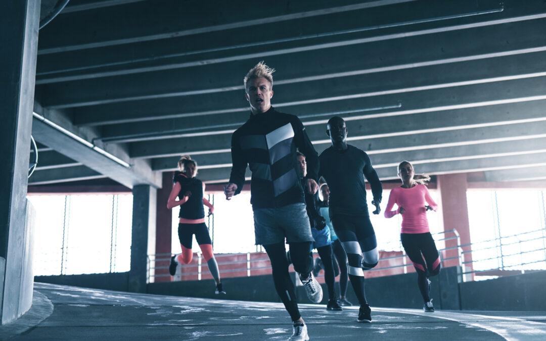 Coaching running en groupe II.