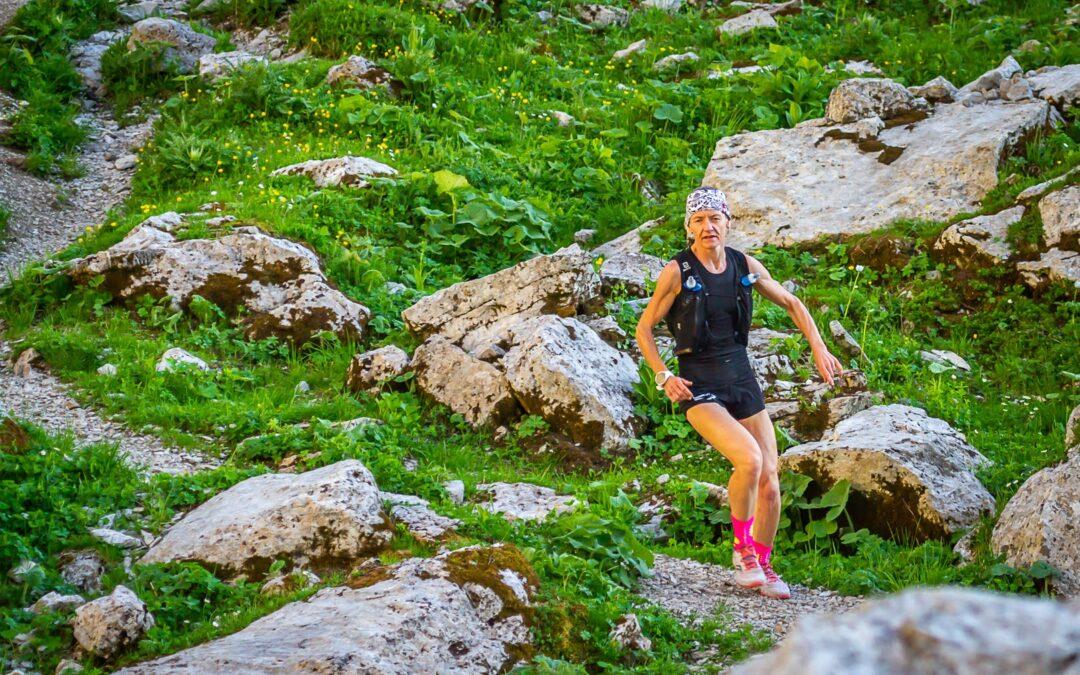 La place des femmes dans la course à pied