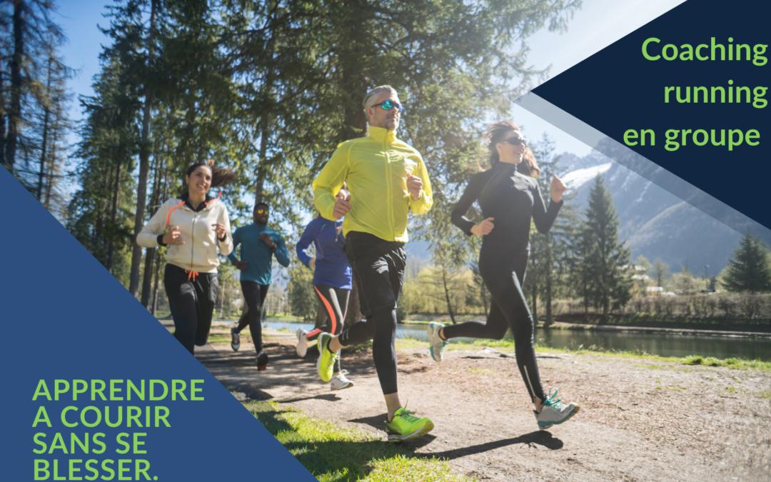 Run for a better life – coaching running en groupe mars
