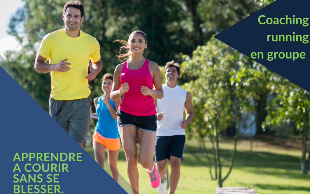 Run for a better life – coaching running en groupe avril à juin