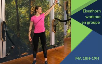 Eisenhorn workout – cours en groupe