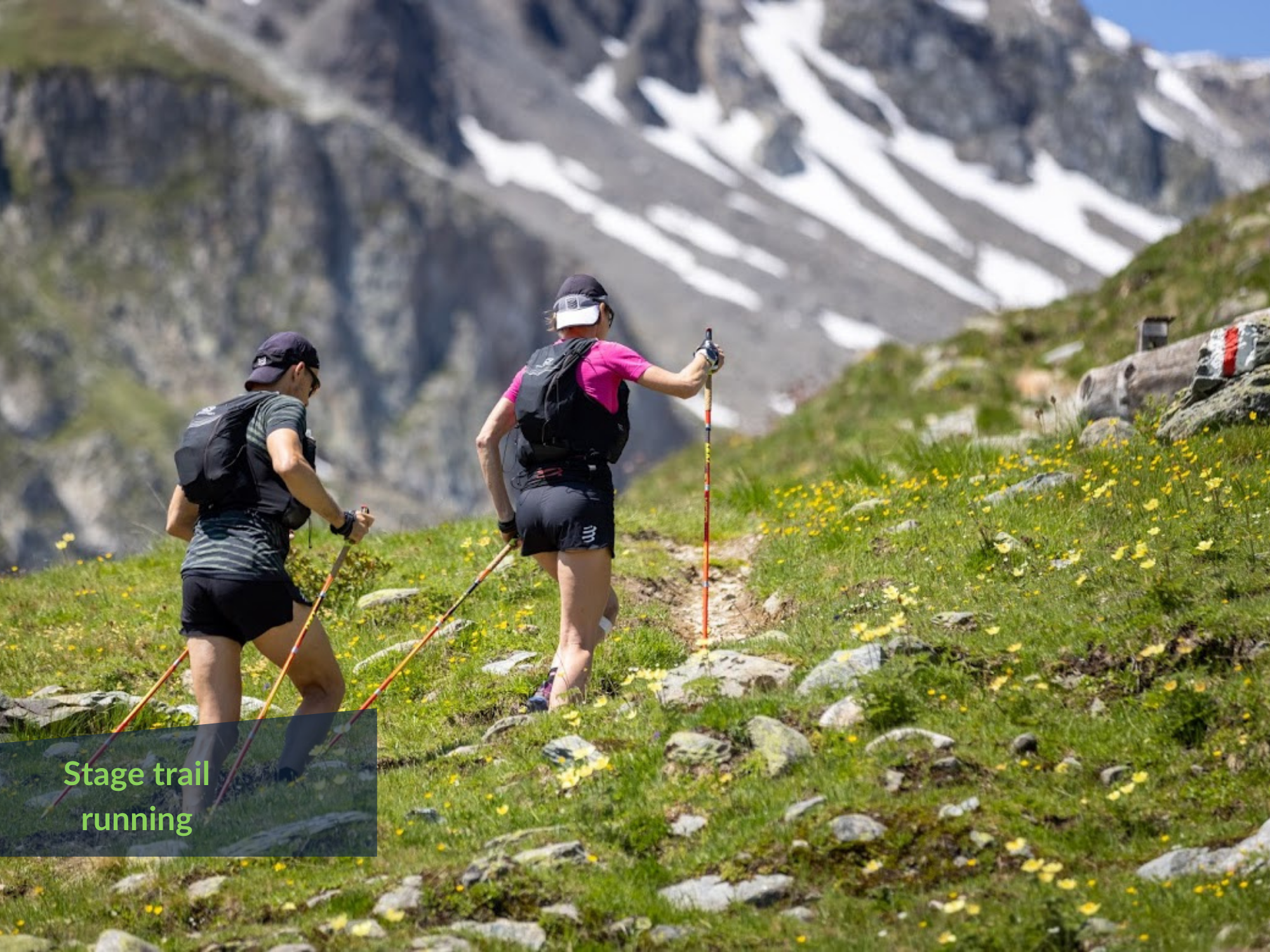 Stage trail running Actifisio